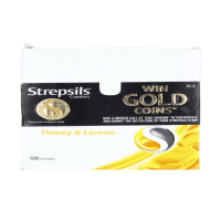 Strepsils Lozenges - Comfort Honey & Lemon