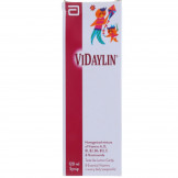 Vidaylin Syrup 120ml