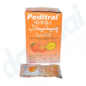 Peditral - Orange