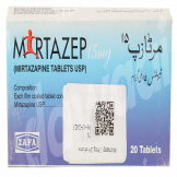 Mirtazep 15mg