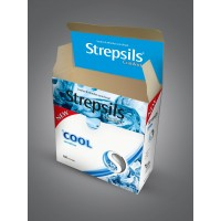 Strepsils Lozenges - Cool