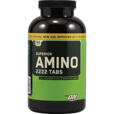 On (optimum Nutrition) Amino 2222
