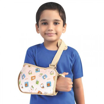 Smart Flamingo Pediatric Arm Sling  - 2210