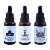 Wabees Beard Oils - Set Of Three