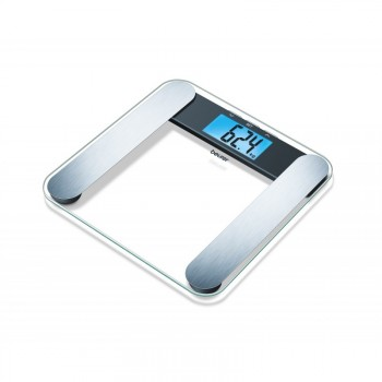 Beurer Glass diagnostic scale 8mm thick glass - BF 220