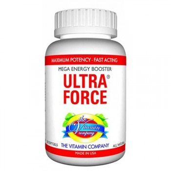 The Vitamin Company Ultra Force