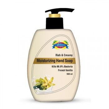 The Vitamin Company Rich & Creamy Moisturizing Hand Soap