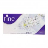 Fine Facial Tissues Fine Lotion 100 x 3 PLY