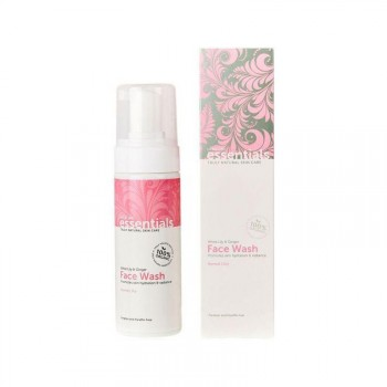 Herbline Essentials White Lily & Ginger Foaming Face Wash 150ml