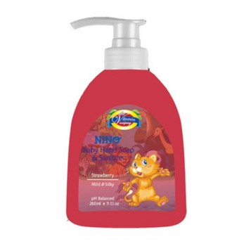 The Vitamin Company Baby Hand Soap & Sanitizer 260 Ml