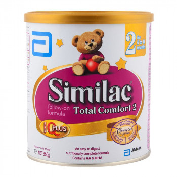 Similac Total comfort 2 (6-12 months) - 360g