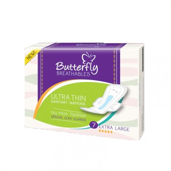 Butterfly Breathables Dry Mesh Extra Large
