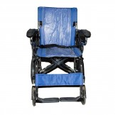 Dawaai Wheelchair with full Foldable Iron Body - 863