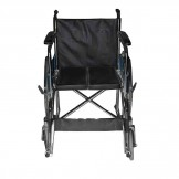 Dawaai Wheelchair with Hard Seat