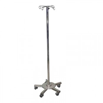 Dawaai Drip Stand with Stainless Steel Body