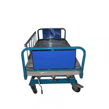 Dawaai Three Fowler Bed with Iron Body (ICU Bed)