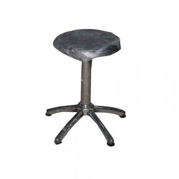 Dawaai Patient Stool with Five Legs with S stop
