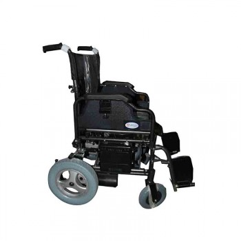 Dawaai Electric Wheelchair with Iron Body - 110