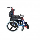 Dawaai Electric Wheelchair with Almunium body - 140L