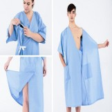 Patient Clothing and Hospital Gown