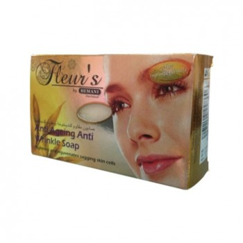 Hemani Anti Aging Anti Wrinkle Soap 120 Gm