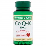 Nature's Bounty CQ  10 Capsule 100mg
