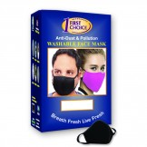 Bright Vision First Choice Anti Dust Washable Face Mask