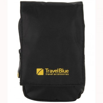 Travel Blue Double Pod