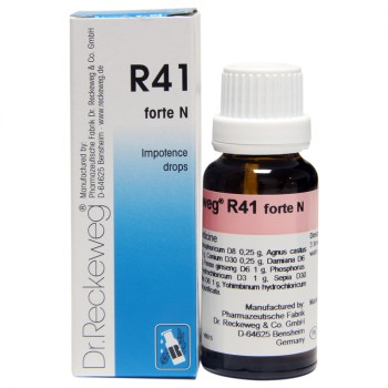 R-41 Forte  Impotence Drops  22ml