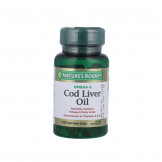 Nature's Bounty Cod Liver Oil ( Omega-3)