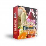 Klimax Flavored condoms