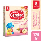 Nestle Cerelac Strawberry & Apple 175mg