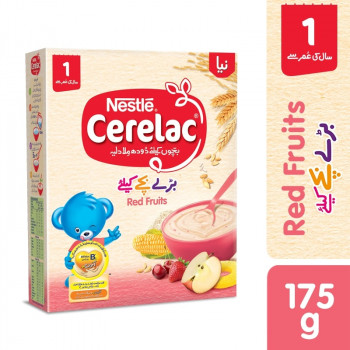 Nestle Cerelac BI Junior Red Fruit  175g