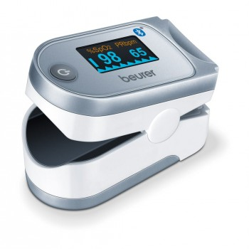Beurer Finger Pulse Oximeter with Bluetooth PO 60