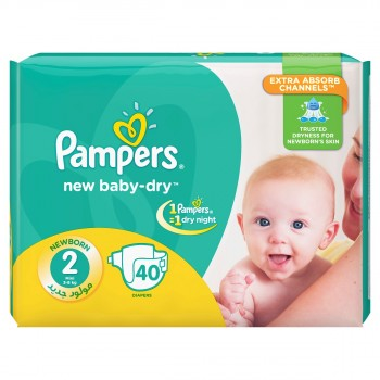 Pampers Jumbo Pack Small Butterfly (3-8kg)