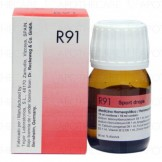 R-91 Stamina Booster drops- 30 ml