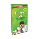 Happy Life Dotted Six Colored Condoms