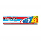 English Toothpaste Regularmint Saver Pack