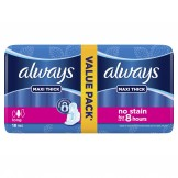 Always Maxi Thick Long 18 Pads