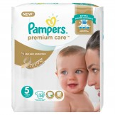Pampers Premium care Size 5 (11-25 KG) 24 Counts