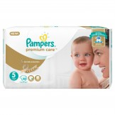 Pampers Premium Care Size 5 (11-25 KG) 48 Counts