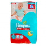 Pampers Pant Culottes Size 3 (6-11 KG Midi) 62 Counts