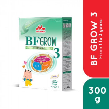 Morinaga BF GROW 3 Vanilla 300 gm (Soft Pack)