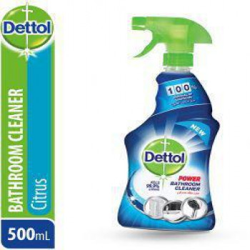 Dettol power bathroom cleaner