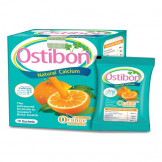Ostibon natural calcium orange flavour