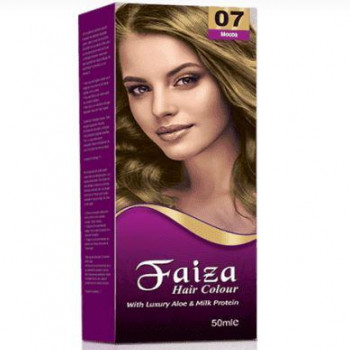 Faiza Hair colour (Black, Dark Brown, Medium Brown, Light Brown, Honey Brown, Copper Brown, Mocca, Burgundy, Mahogany, Golden Blonde)