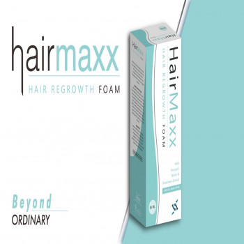 Hairmaxx foam