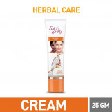 Fair & lovely herbal moisturizing cream 25 gm