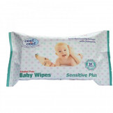 Cool & Cool Baby Sensitive Wipes
