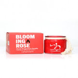Blooming Rose Candle